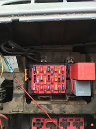 ford transit forum • view topic help mark 6 fuse keeps blowing help mark 6 fuse keeps blowing