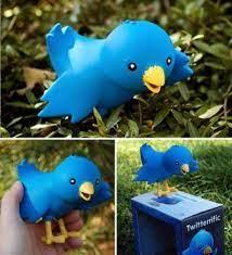 Ollie the Cute Bird from Twitterrific!