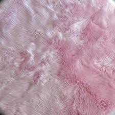 pink faux sheepskin rug pink faux sheepskin rug