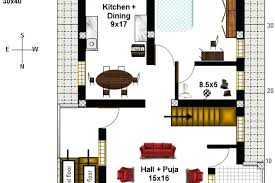 fresh 30x40 house plans and house plans lovely plan for duplex house in site joy studio