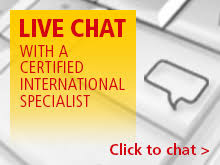 Dhl International Rates Chart Dhl Express Shipping Tracking And Courier Delivery Services