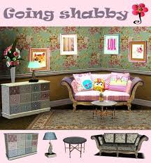 sims 3 cc furniture. Sims 3 Finds - Going Shabby Set By Annej At Must Have Cc Furniture