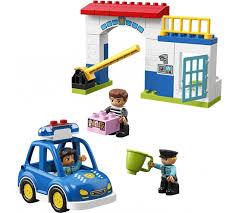 <b>Конструктор Lego</b> Duplo 10902 Town <b>Полицейский участок</b> ...