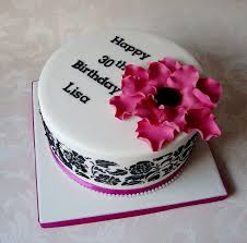 Top 50 Beautiful Birthday Cakes For Girls And Women 9 Happy Birthday