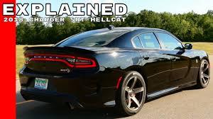 2018 dodge charger hellcat. brilliant hellcat 2018 dodge charger srt hellcat explained to dodge charger hellcat