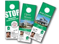 real estate door hanger templates. Door Hangers Real Estate Hanger Templates