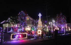 East Bay Christmas Lights Displays Richmond Students Christmas Display No Place Like Nome