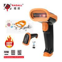 RADALL <b>Wireless Barcode</b> Scanner Wired bar code Scanner...