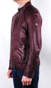murano leather jackets lambskin jacket