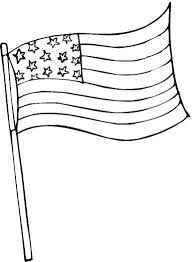Us Flag Coloring Page Coloring Pages Us Flag Coloring Sheet