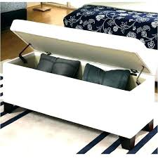 Bedroom Bench With Storage White Bed – mikejack