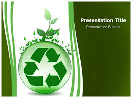 Global Recycling Powerpoint Template Template Powerpoint