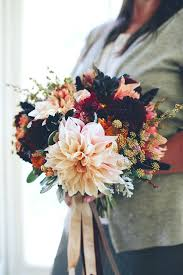 fresh flowers for wedding. fresh flowers for wedding bouquets love n bridal bouquet with oxblood and cafe dahlias