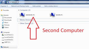 Transfer Data From Pc To Pc How To Transfer Data Between Two Laptops Using Lan Cable Microsoft