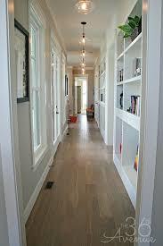 Narrow hallway lighting ideas Dark Hallway Annagrco Hallway Lighting Design For Comfort