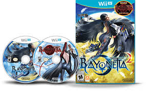 Image result for bayonetta wii u