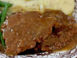 crock pot cubed steak video the