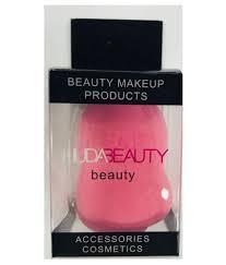 huda beauty sponge applicator blender pink huda beauty sponge applicator blender pink at best s in india snapdeal
