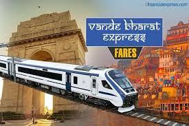 Irctc Ticket Fare Chart Train 18 Fare For Delhi Varanasi Exclusive Irctc Ticket
