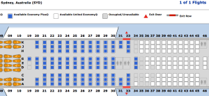 United Boeing 777 200 Seating Chart United Ipte 777 200 Seat Map Frequently Flying
