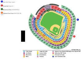 53 Meticulous Rfk Stadium Seating Map