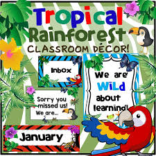 How To Create A Classroom Theme  ClutterFree ClassroomClassroom Theme Decor
