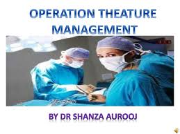 surgeon nurse operation theature management for nurses