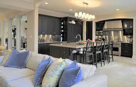 contemporary kitchen by hayslip design associates inc