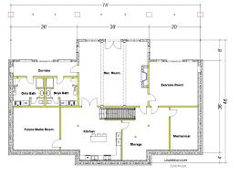 Duplex Plans With Garage Duplex House Plan With Garage Stupendous Floor Plans With Garage