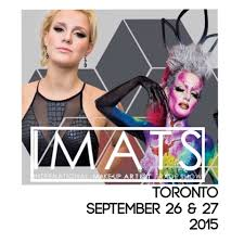 the show is ing and this time it s ing to toronto earlier than before usually imats toronto would take place mid november but now it will take