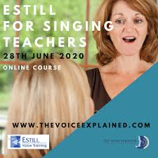 The Voice Explained - Estill for Singing Teachers tomorrow! New ...