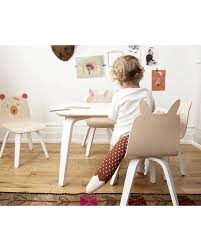 Oeuf tavolo junior play bianco unisex bambini