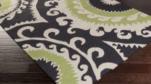 home fancy forest green area rug ordinary bali outdoor cream invigorate along with 4