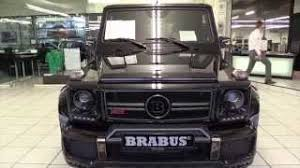The chances are that if you want something specific on it, brabus has you covered. Brabus 700 G Class 2016 In Depth Review Interior Exterior Youtube