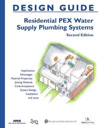 Plastic Pipe Design Design Guide Residential Pex Water Supply Plumbing Systems
