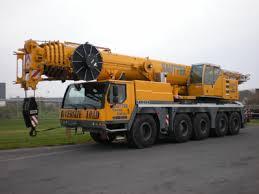 The Sautter Crane Fleet Sautter Crane Rental
