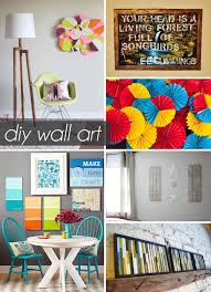 Easy Homemade Wall Decor Ideas