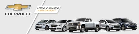Leasing Vs Buying Cars Lease Vs Finance A New Chevrolet Silver Star Chevrolet