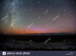 Australis Southern Lights Aurora Australis Southern Lights And Night Sky From 13th