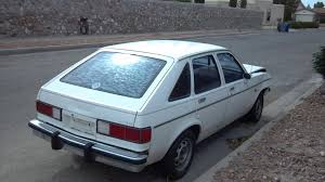 chevrolet chevette posted image