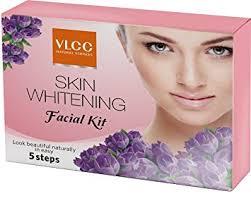 vlcc skin whitening 5 steps kit pack of 5