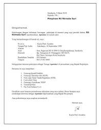 Contoh surat lamaran kerja di bank bri. 31 Contoh Surat Lamaran Kerja Yg Baik Dan Benar Doc Word