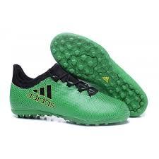 adidas x 17 3. baratas adidas x 17 3 tf botas de futbol verde negro