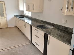 Piracema White Granite Kitchen Bianco Piracema Natural Granite The Marble Warehouse