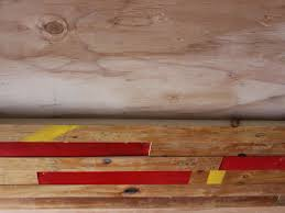 Plywood Plank Ceiling How To Cover A Ceiling With Reclaimed Wood Floors Hgtv