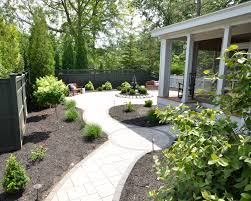 paver patio with deck. Interesting Deck Custom Paver Patio With A Fountain At The Center Classic Outdoor Living  Space Ideas For To Paver Patio With Deck