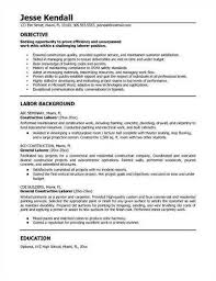 Does A Resume Need An Objective Examples Of General Objectives For Resumes Examples of Resumes 81