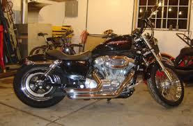 nightster rear fender on 1200 custom harley davidson forums