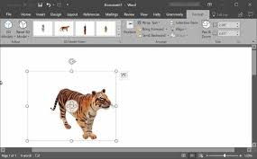 Word Models How To Insert 3d Models Into Word Powerpoint Documents