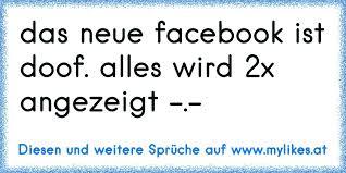 Das Neue Facebook Ist Doof Alles Wird 2x Angezeigt